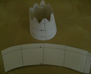 disassembled conic sections