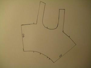 tracing of block