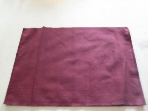 panels sewn together