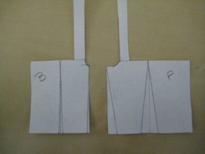 block cut up side line