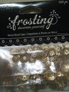 package of jewelry findings