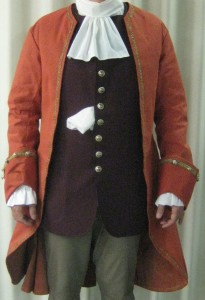 coat for Hancock