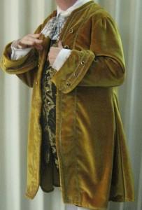 coat for Morris
