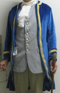 coat for Hewes