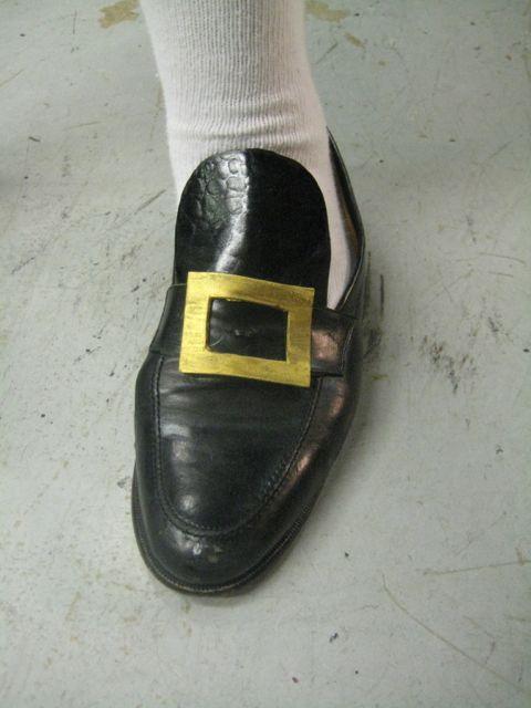 finished shoe