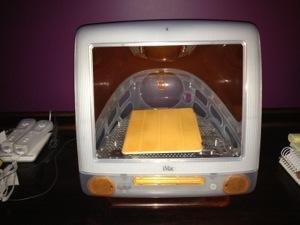 IPad inside iMac