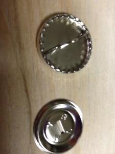 individual button pieces