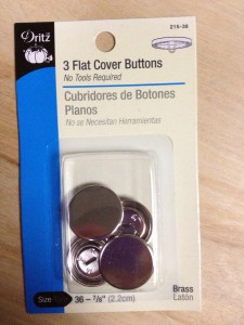 covered button kit
