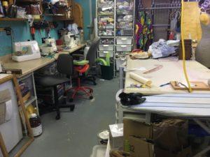 less horrible workroom