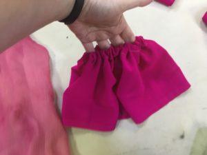 Small arm skirt